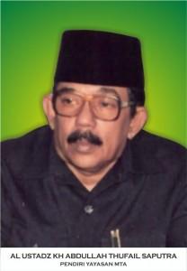 ustadz abdullah thufail saputro